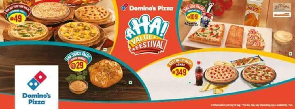 domino's pizza gajraula contact number