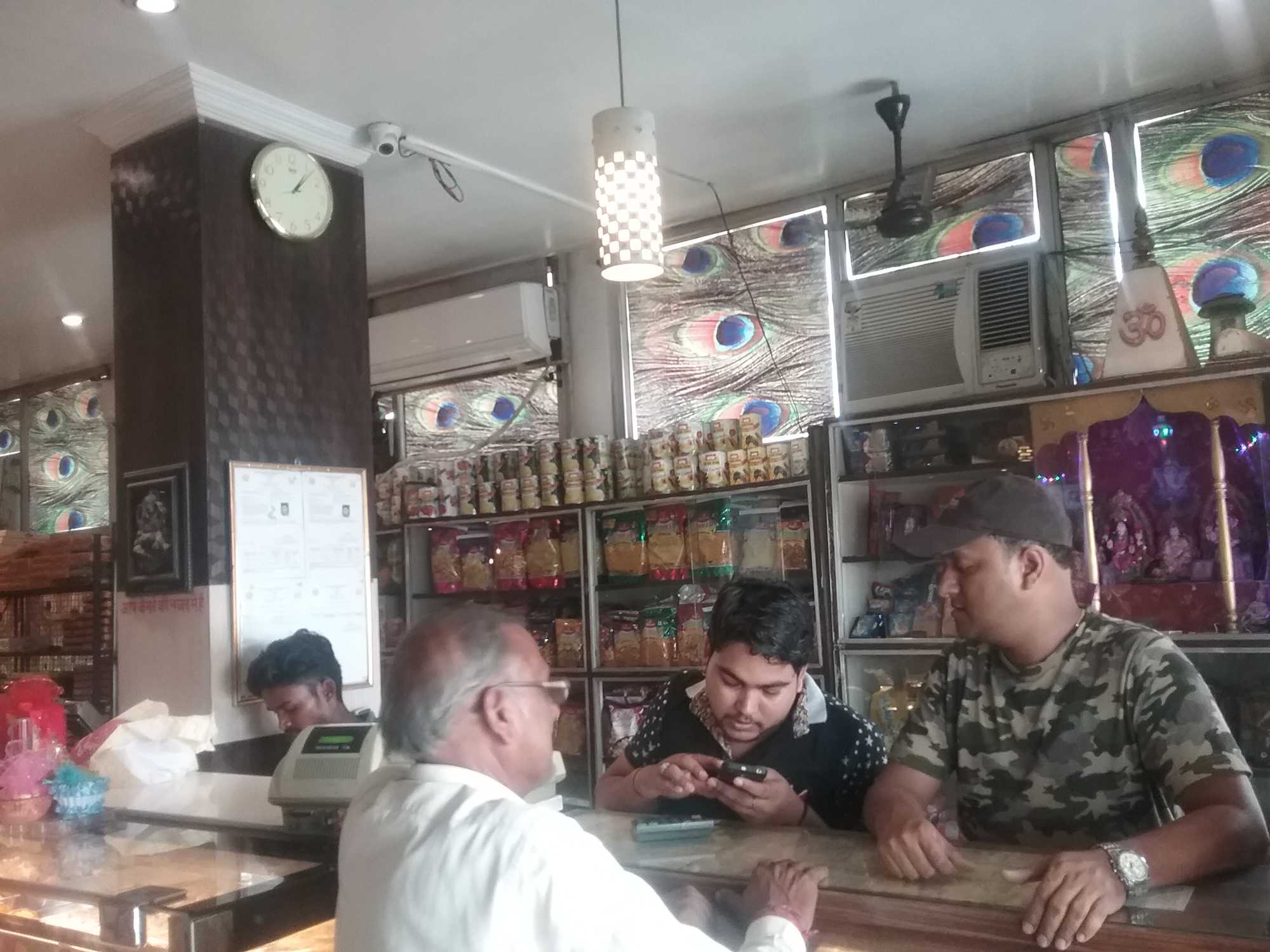 Rajasthani Sweet & Cafe in Station Road, Sitapur