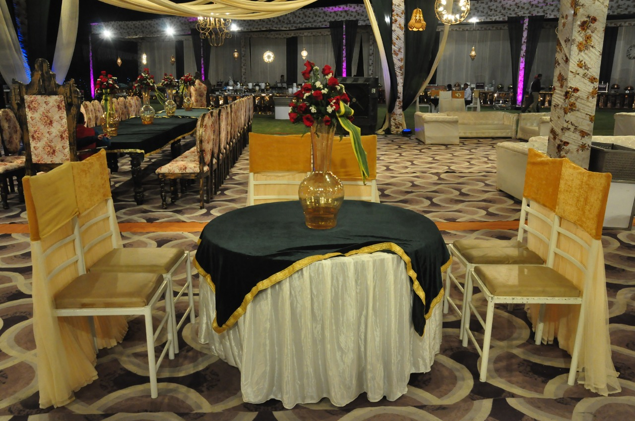 the mantra banquet and lawn haridwar